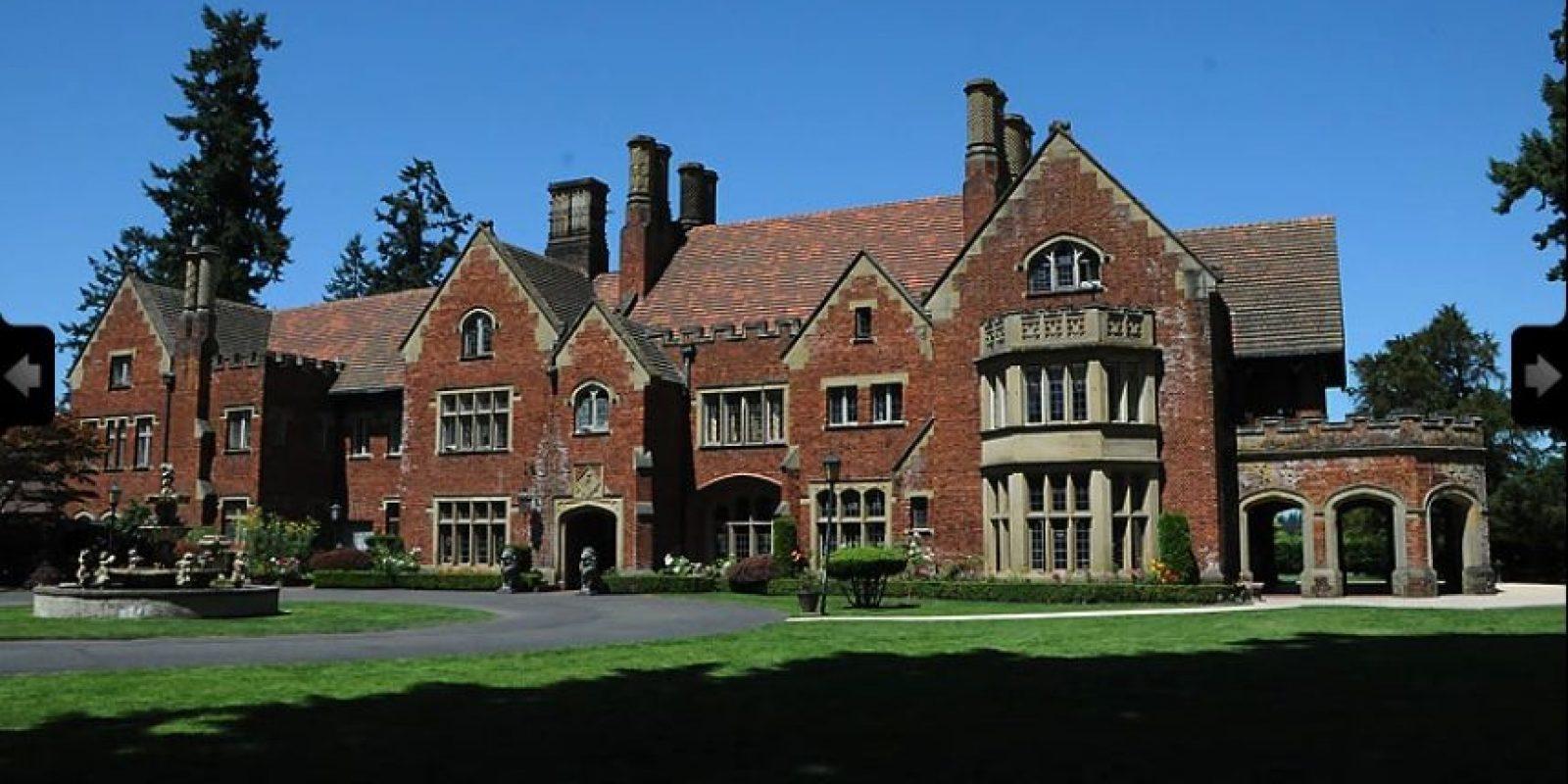 Las habitaciones para pasar las vacaciones tienen costo aproximado de 400 dólares la noche, dependiendo del servicio Foto:Thornewoodcastle.com
