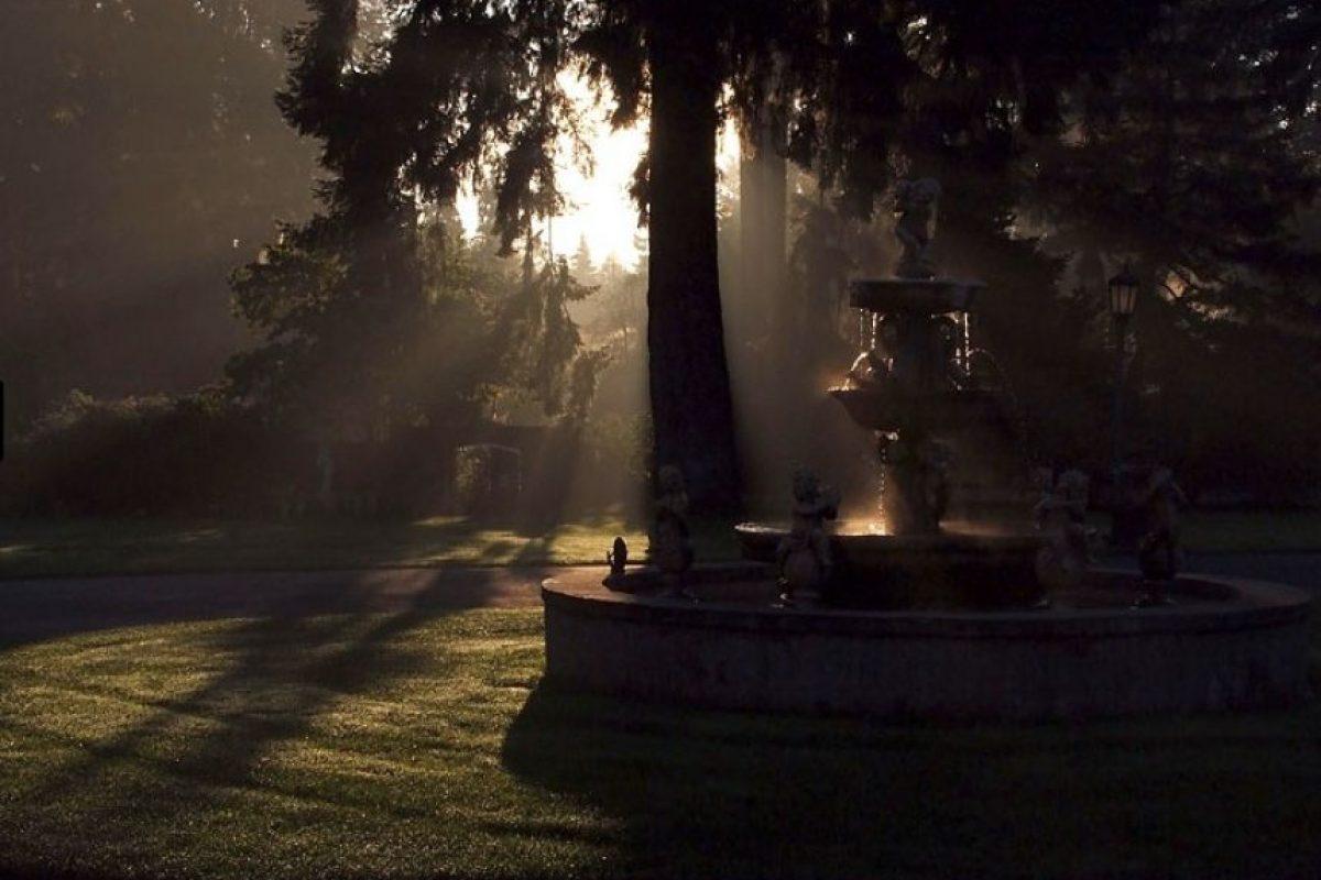Fue sitio de descanso de los presidentes Theodore Roosevelt y William Howard. Foto:Thornewoodcastle.com