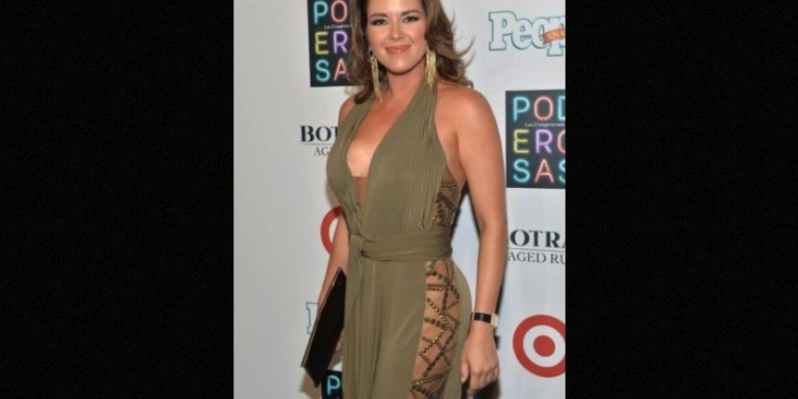 Alicia Machado Foto: Getty Images