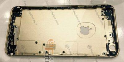 FOTOS: Así sería el nuevo iPhone 6S Plus de oro