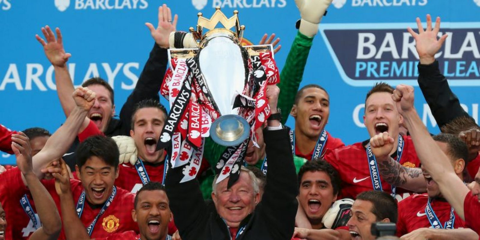 2013 – Manchester United Foto: Getty Images