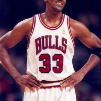 Participó en 7 All Star Game de la NBA y 7 veces fue incluído en el mejor quinteto de la liga. Foto:Getty Images