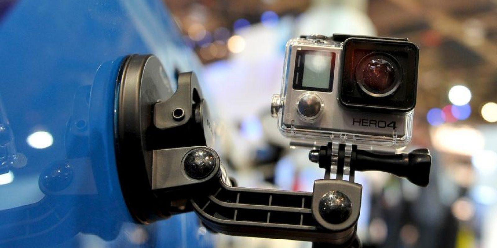 Son cámaras compactas, ligeras, resistentes y que pueden colocarse en vehículos Foto:Getty Images