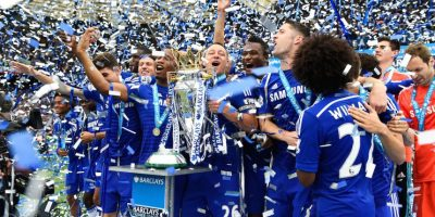 2015 – Chelsea Foto: Getty Images