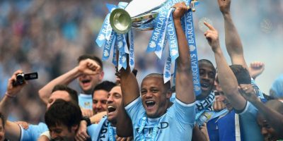 2014 – Manchester City Foto: Getty Images