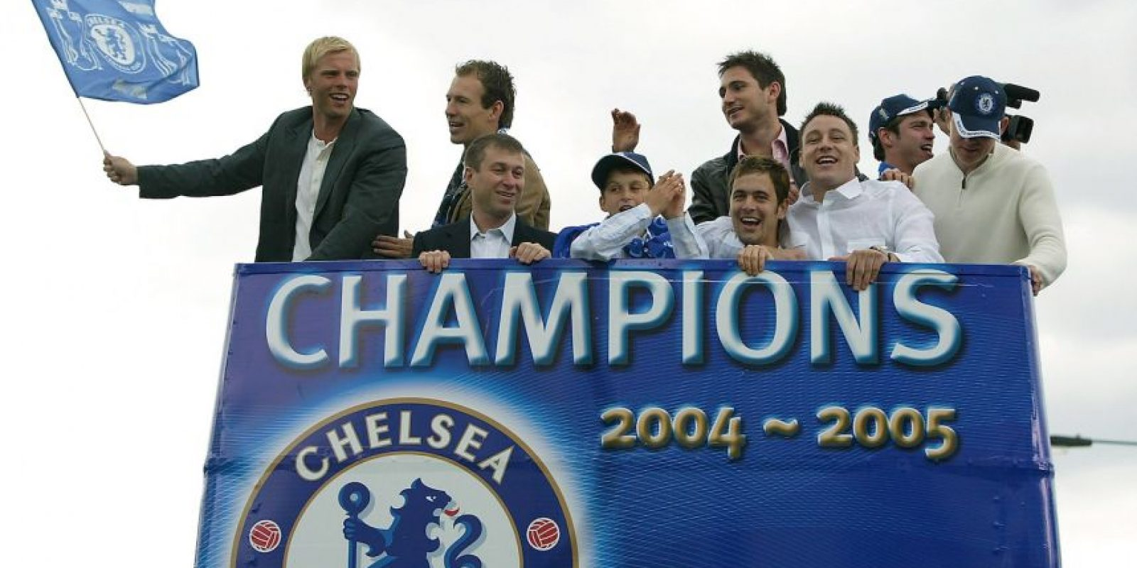 2005 – Chelsea Foto: Getty Images