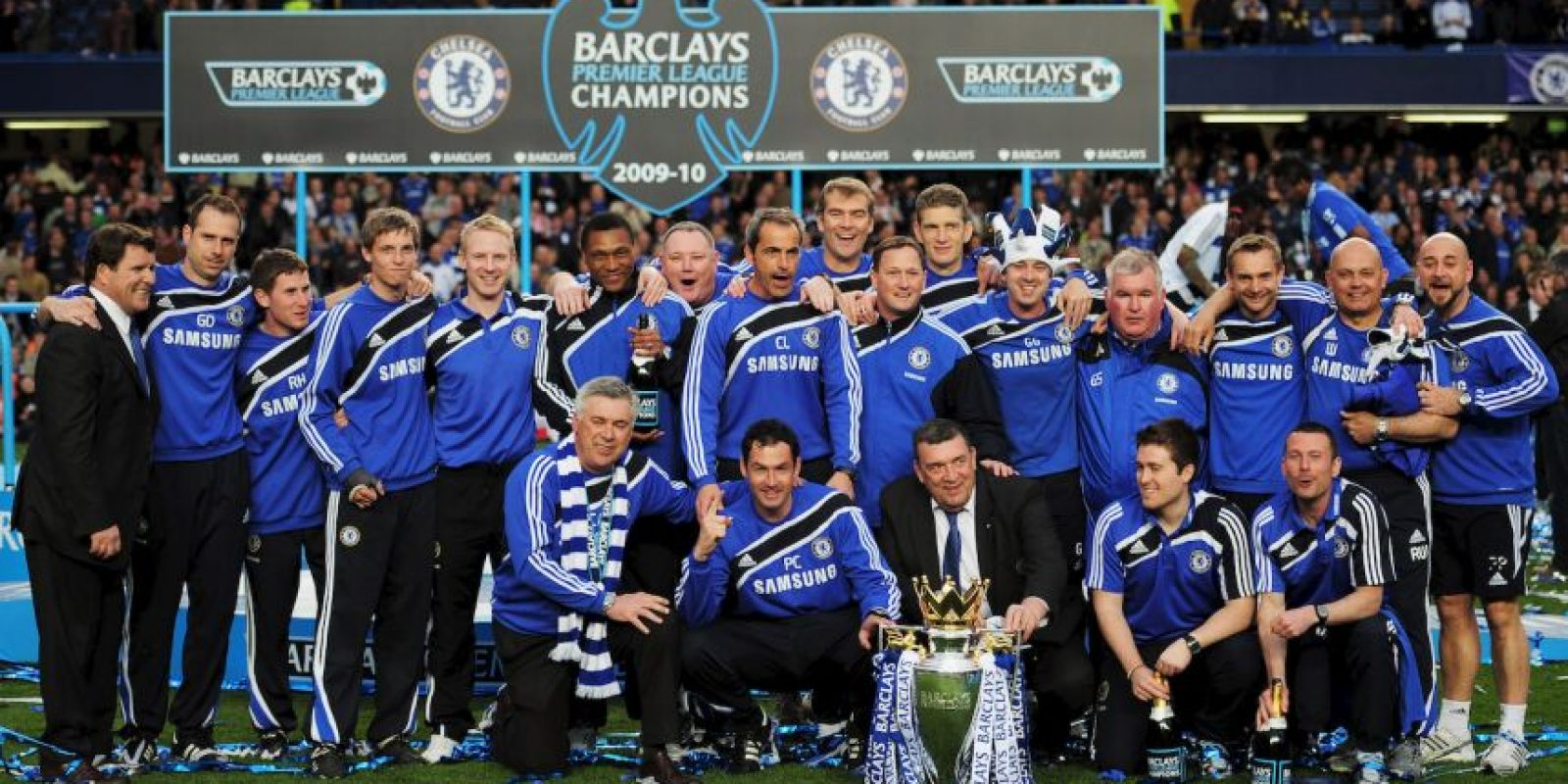 2010 – Chelsea Foto: Getty Images