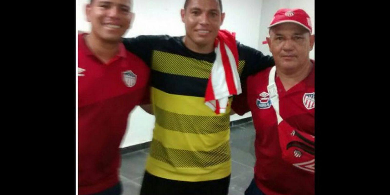 Arzuaga es delantero y tiene 33 años. Foto:Vía twitter.com/arzuagatoro24