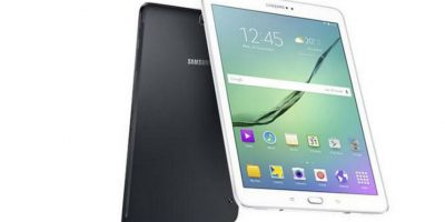 Nueva tableta de Samsung es más delgada que el iPad Air