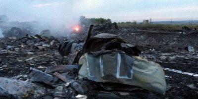 Este fue el segundo accidente más duro para Malaysia Airlines, cuyo vuelo MH370 simplemente desapareció. Foto:vía AP