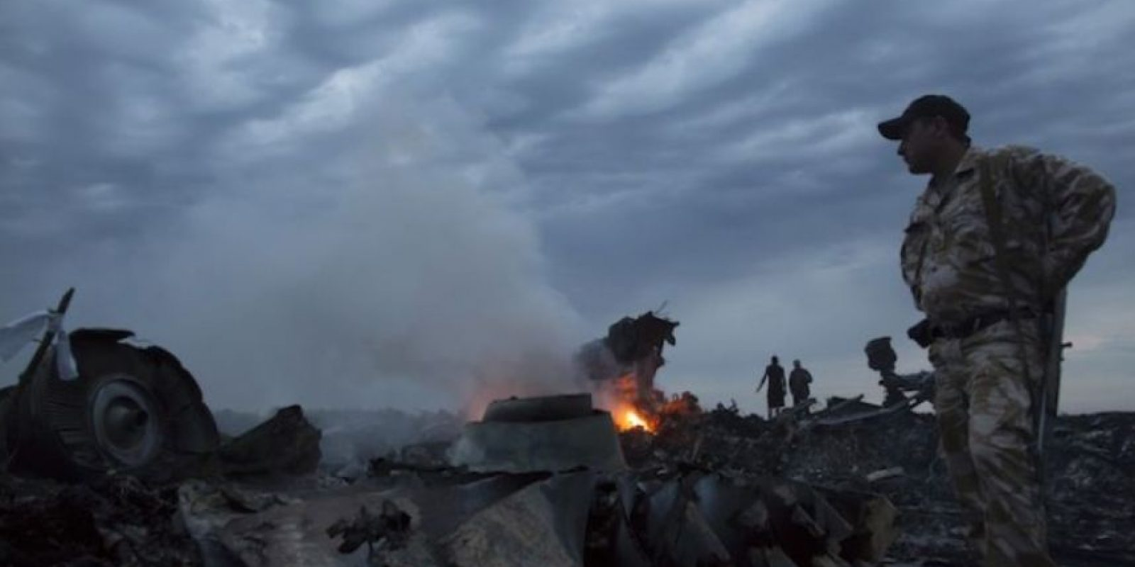 Hubo un gran debate internacional, pues se acusó a Rusia y a Ucrania por lo sucedido. Foto:vía AP