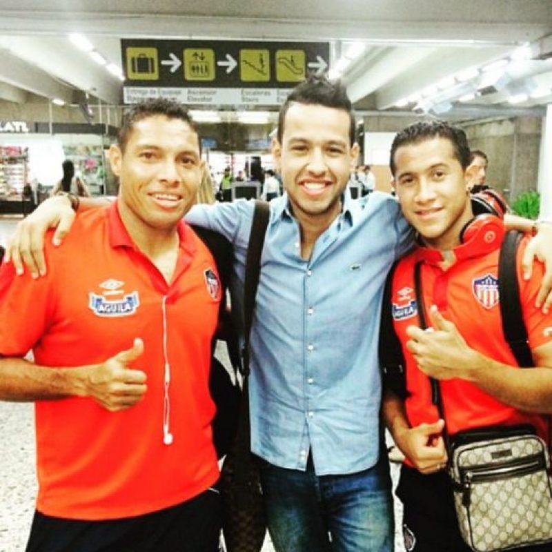 Debutó en 2001 con el Junior de Barranquilla. Foto:Vía twitter.com/arzuagatoro24