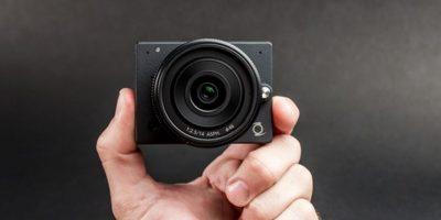 Esta es la cámara 4K más pequeña del mundo