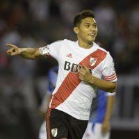 River Plate estuvo en el Grupo 6 de la competencia junto con Tigres (México), Juan Aurich (Perú) y San José (Bolivia). Foto:Getty Images