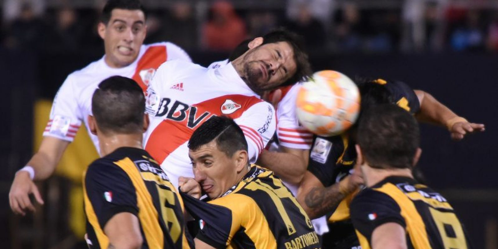Y en semifinales al Guaraní de Paraguay. Foto:Getty Images