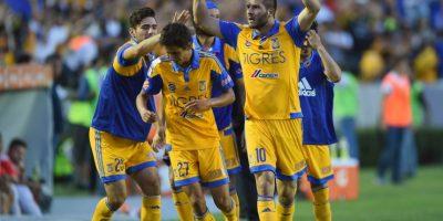 En tanto, los Tigres también estuvieron en el Grupo 6 de la Copa. Foto:AFP