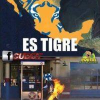 Y también se burlaron de su eterno rival, Monterrey. Foto:Vía twitter.com