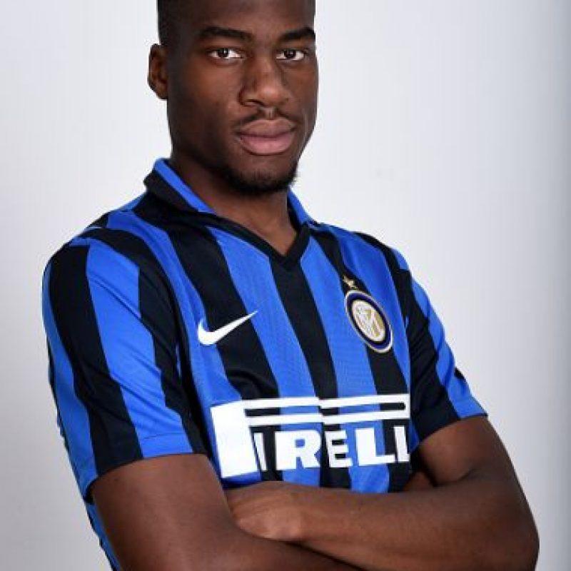Geoffrey Kongdobia al Inter de Milán por 35 millones de euros. Foto:Getty Images