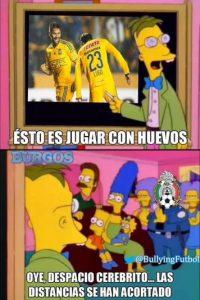 Pero a final de cuentas, los Tigres lograron su clasificación. Foto:Vía twitter.com