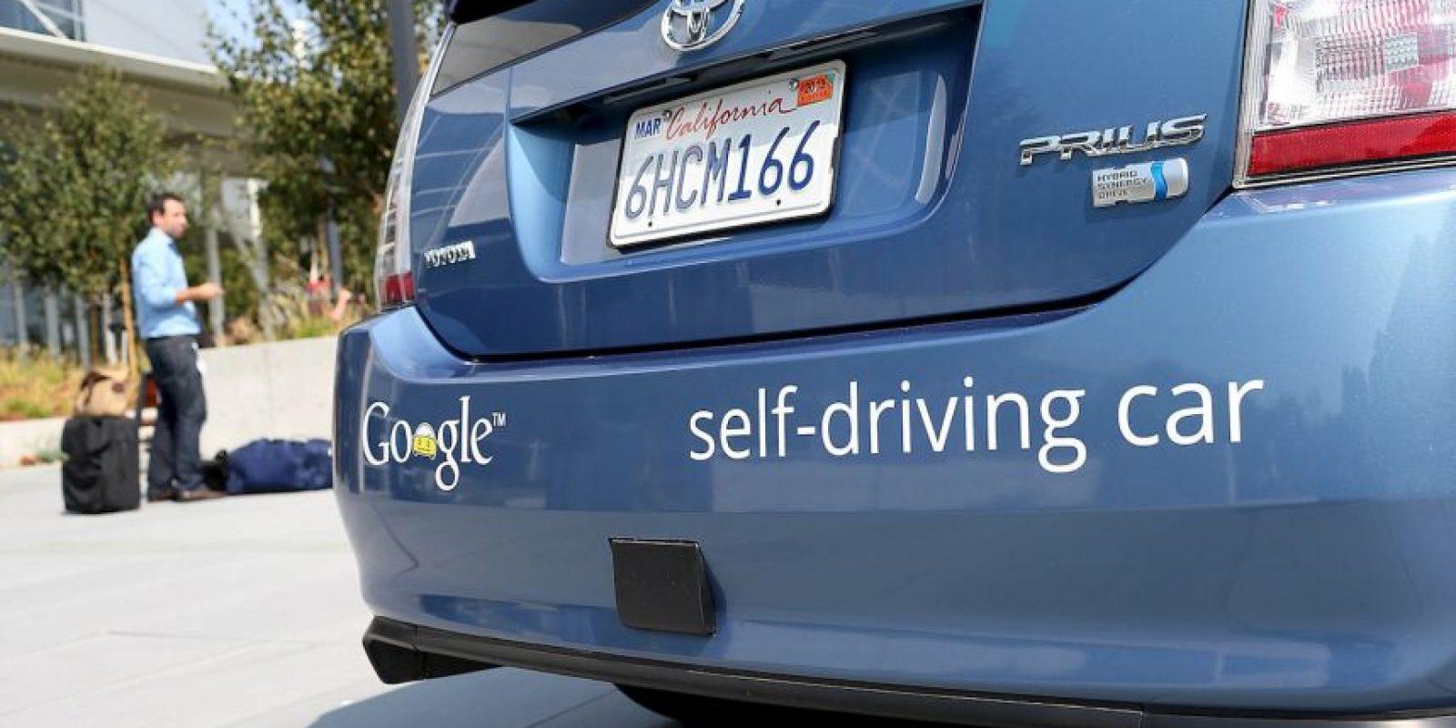 Pero Google ha tomado la delantera con sus autos sin conductor Foto:Getty Images