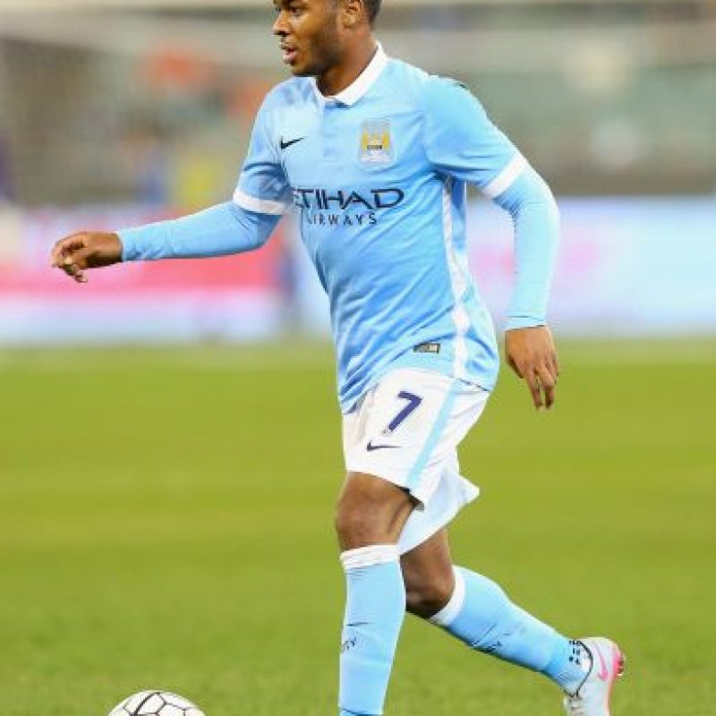 Raheem Sterling al Manchester City por 68 millones de euros. Foto: Getty Images