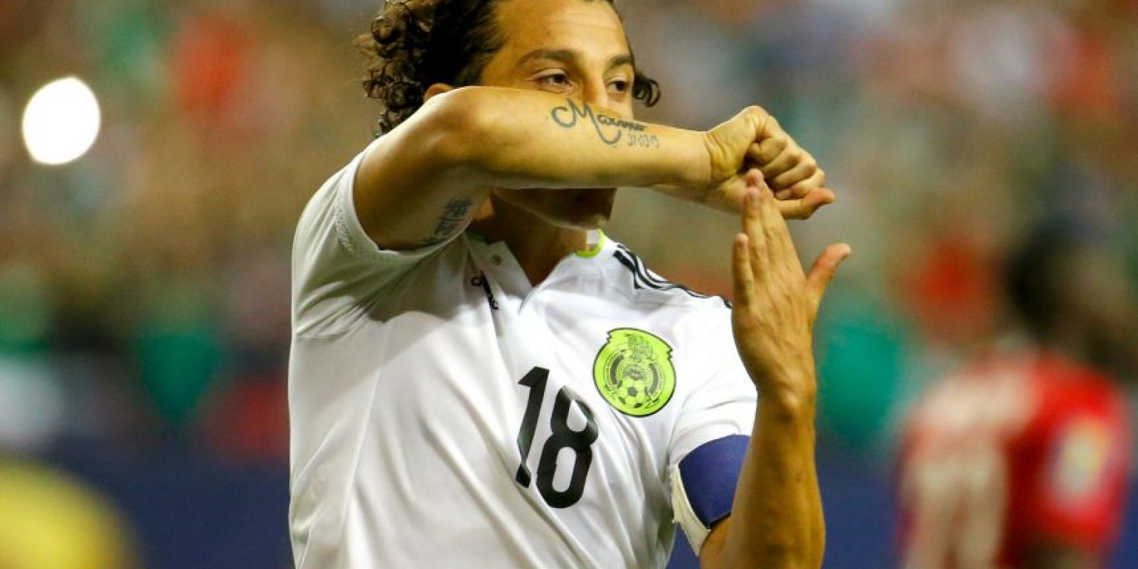 Las dos anotaciones de México las anotó Andrés Guardado, desde los 11 pasos Foto:Getty Images