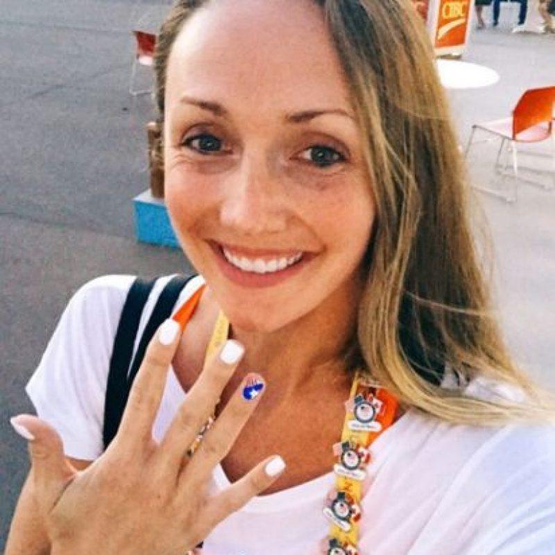La jugadora estadounidense juega en Turquía Foto:Vía instagram.com/_kristinhildebrand