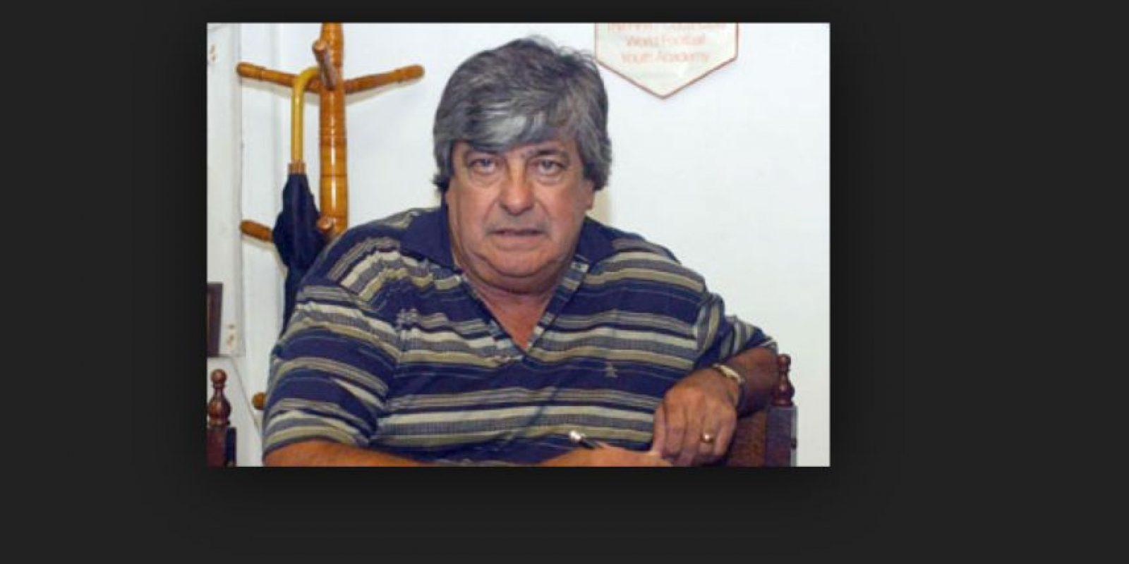 Juan Martín Mujica Foto:Twitter