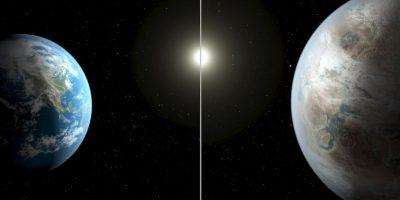 NASA descubre planeta muy parecido a la Tierra