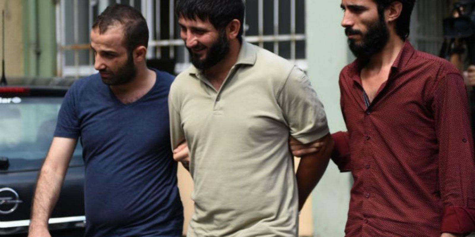 Además de reclutar militantes para el grupo. Foto:AFP