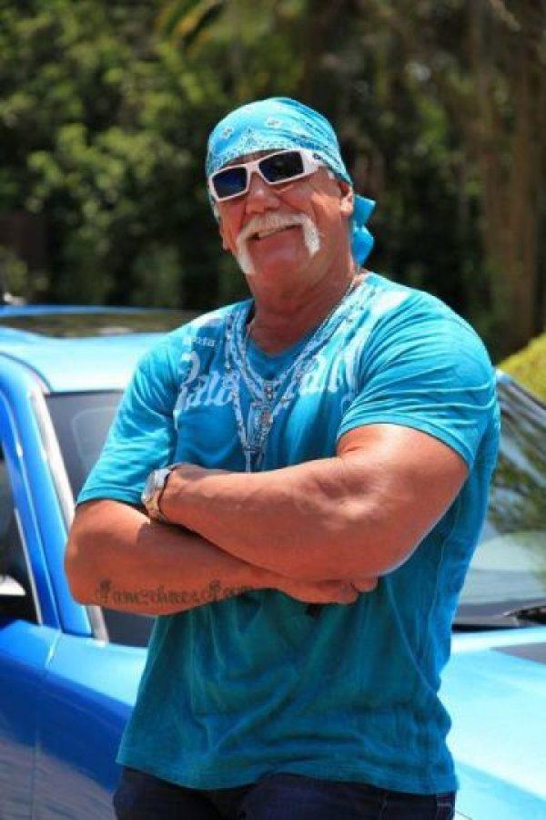 Con 61 años, Hogan fue muy popular en la década de los 80 y 90. Foto:Vía facebook.com/hulkhogan