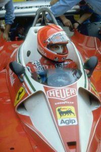 1. Niki Lauda (Ferrari) Foto:Getty Images