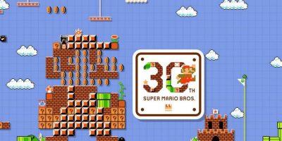 """Se creó para celebrar el 30 aniversario de la serie de videojuegos de """"Super Mario"""" Foto:Nintendo"""