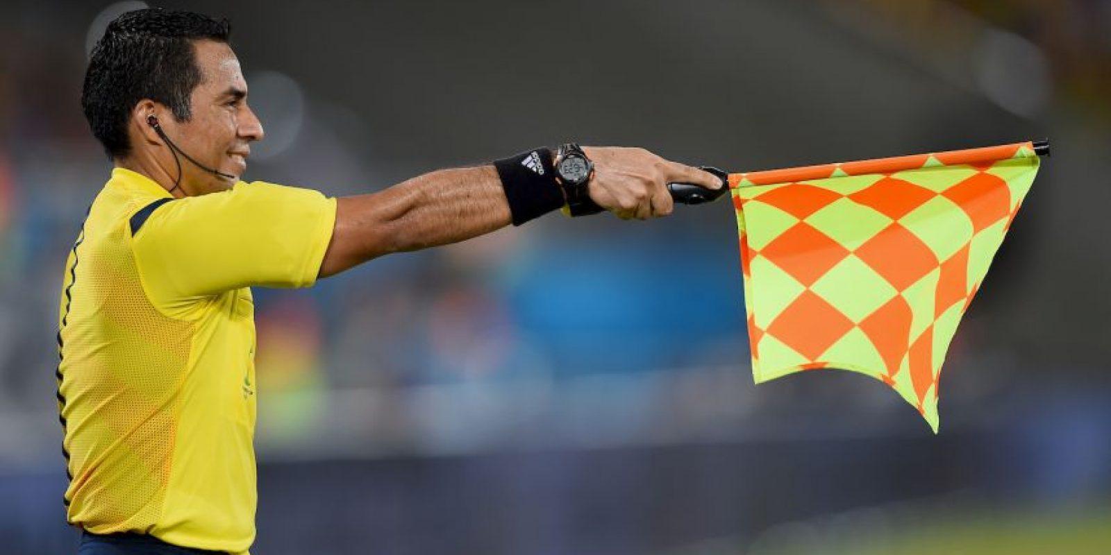 Estos son las polémicas arbitrales más escandalosas en la historia del fútbol. Foto:Getty Images