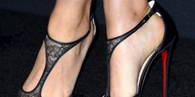Los pies más populares de las celebridades ¡Sí, los pies!