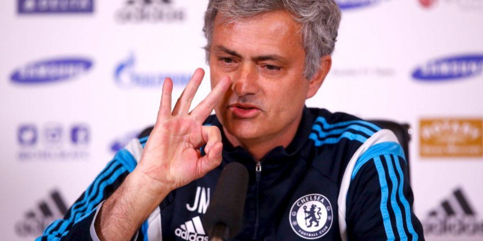 Su primer equipo como entrenador fue el Benfica en el año 2000. Foto:Getty Images