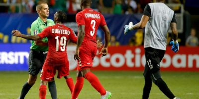 6. México vs. Panamá Foto:Getty Images