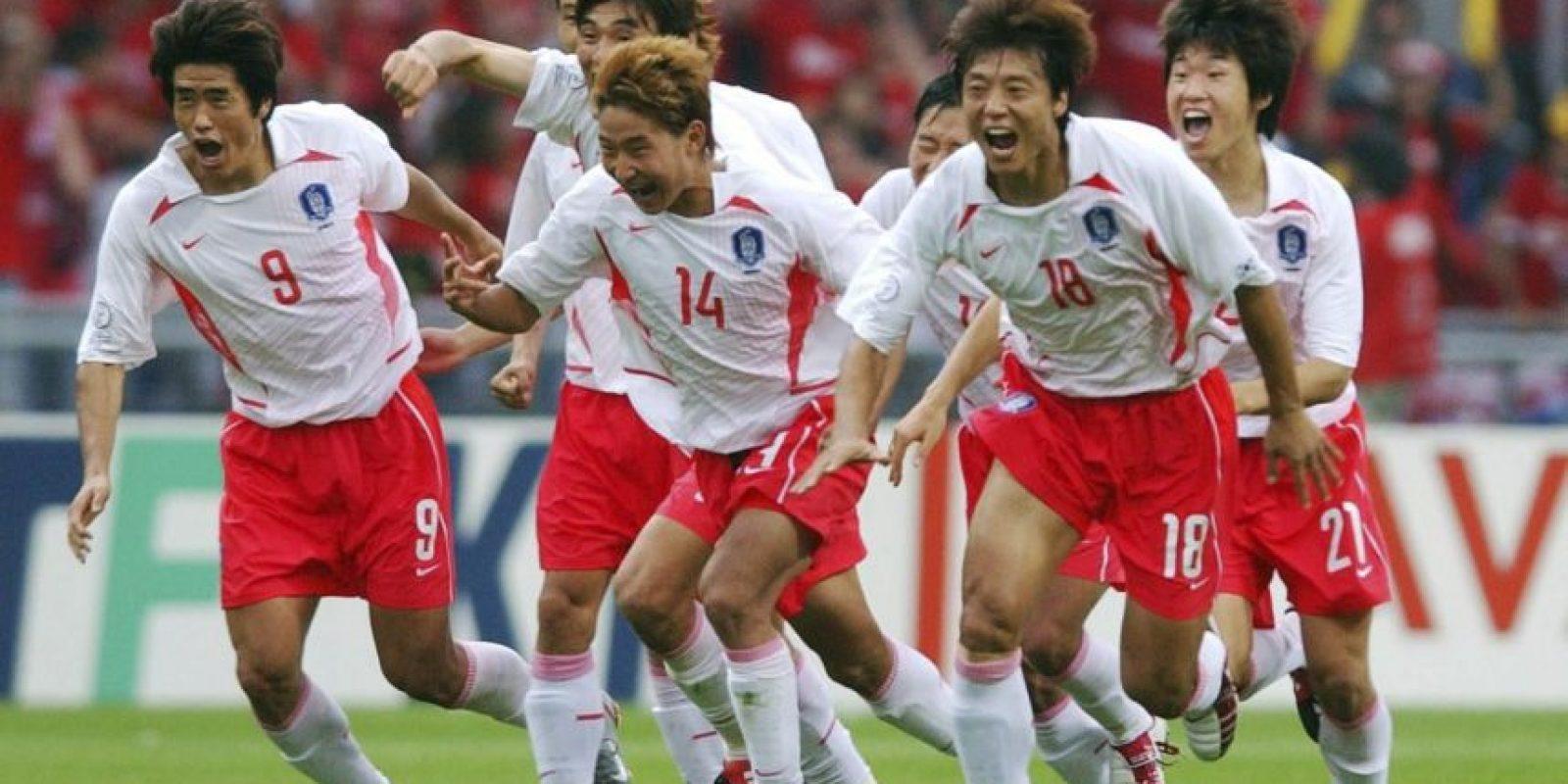 2. Corea del Sur vs. España Foto:Getty Images