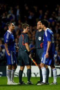 Semifinal de vuelta Champions League 2008-2009. Foto:Getty Images