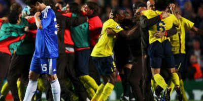 3. Chelsea vs. Barcelona Foto:Getty Images