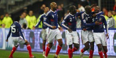 Repechaje de la UEFA rumbo a Sudáfrica 2010. Foto:Getty Images