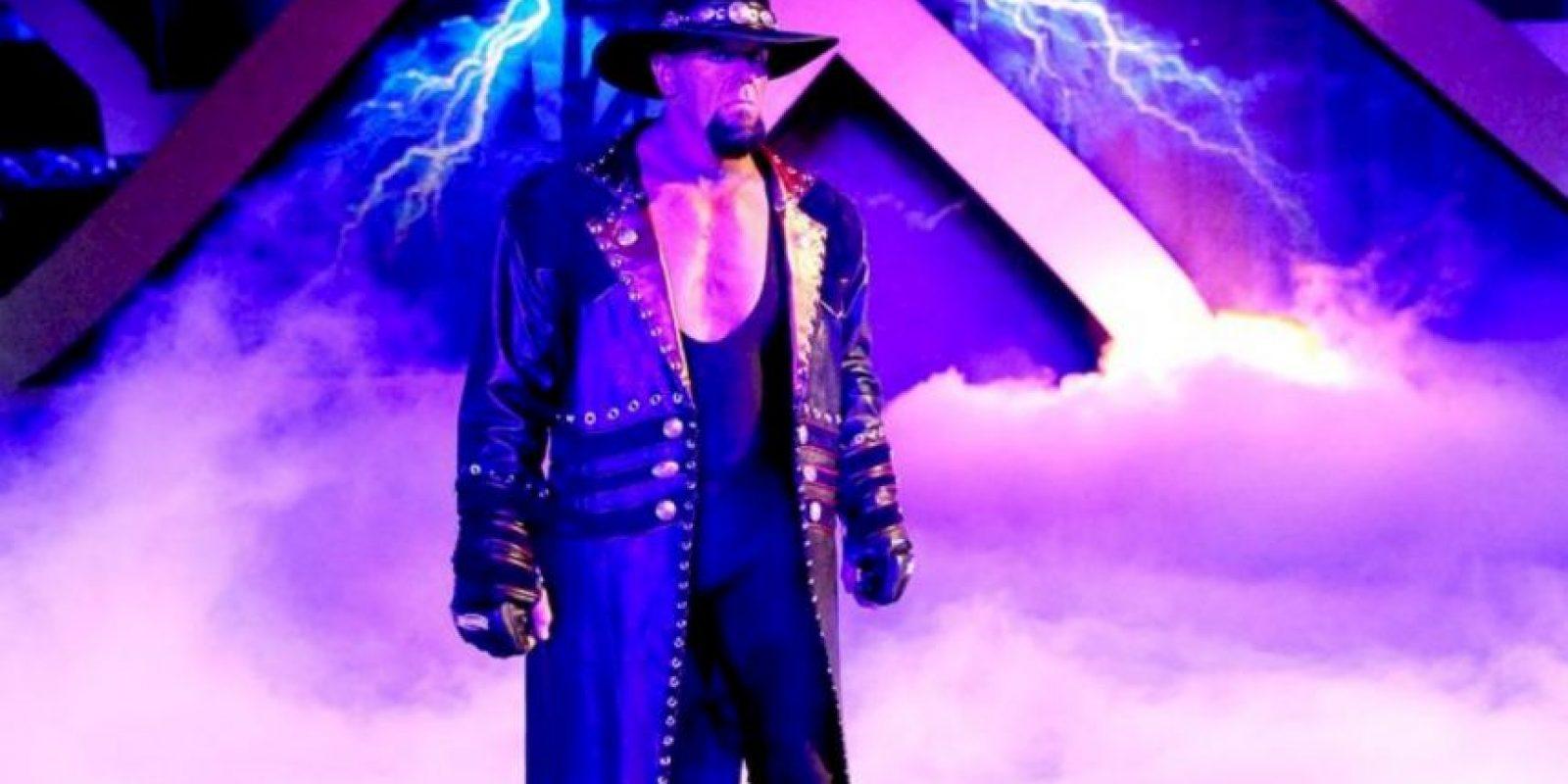 6. Ha vencido a grandes estrellas como Triple H, Shawn Michael, Edge y CM Punk Foto:WWE