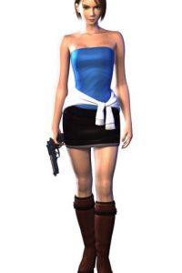"""Jill Valentine"" es un personaje ficticio femenino de la serie de videojuegos de zombies ""Resident Evil"" Foto:Capcom / Shinji Mikami"