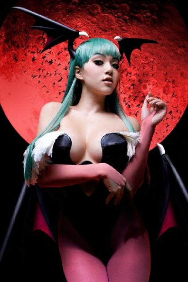 """Su primera aparición fue en la saga de """"Darkstalkers"""". Ella goza de una gran popularidad entre los fans debido a su voluptuosa y oscura apariencia Foto:Wikia"""