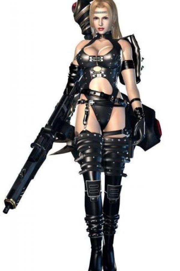 """""""Rachel"""" aparece como un personaje clave en los juegos de la serie """"Ninja Gaiden"""" Foto:Tecmo"""