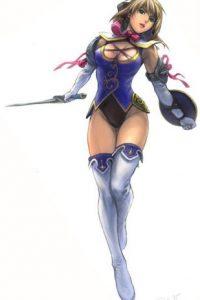"""""""Cassandra Alexandra"""" pertenece al universo del juego """"Soul"""" (alma) Foto:Namco"""
