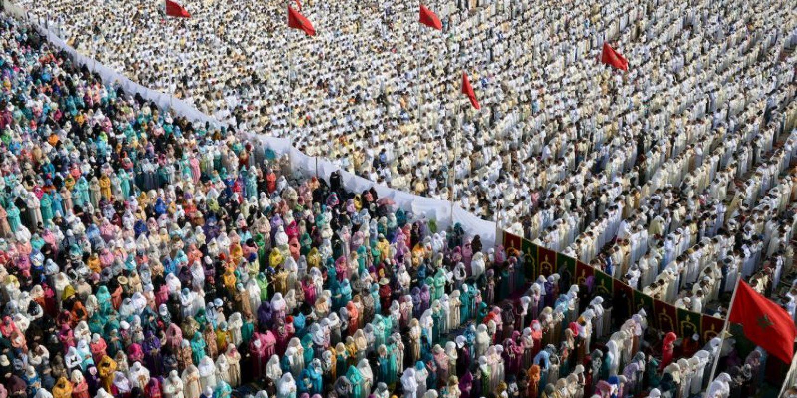 Marruecos Foto:AFP