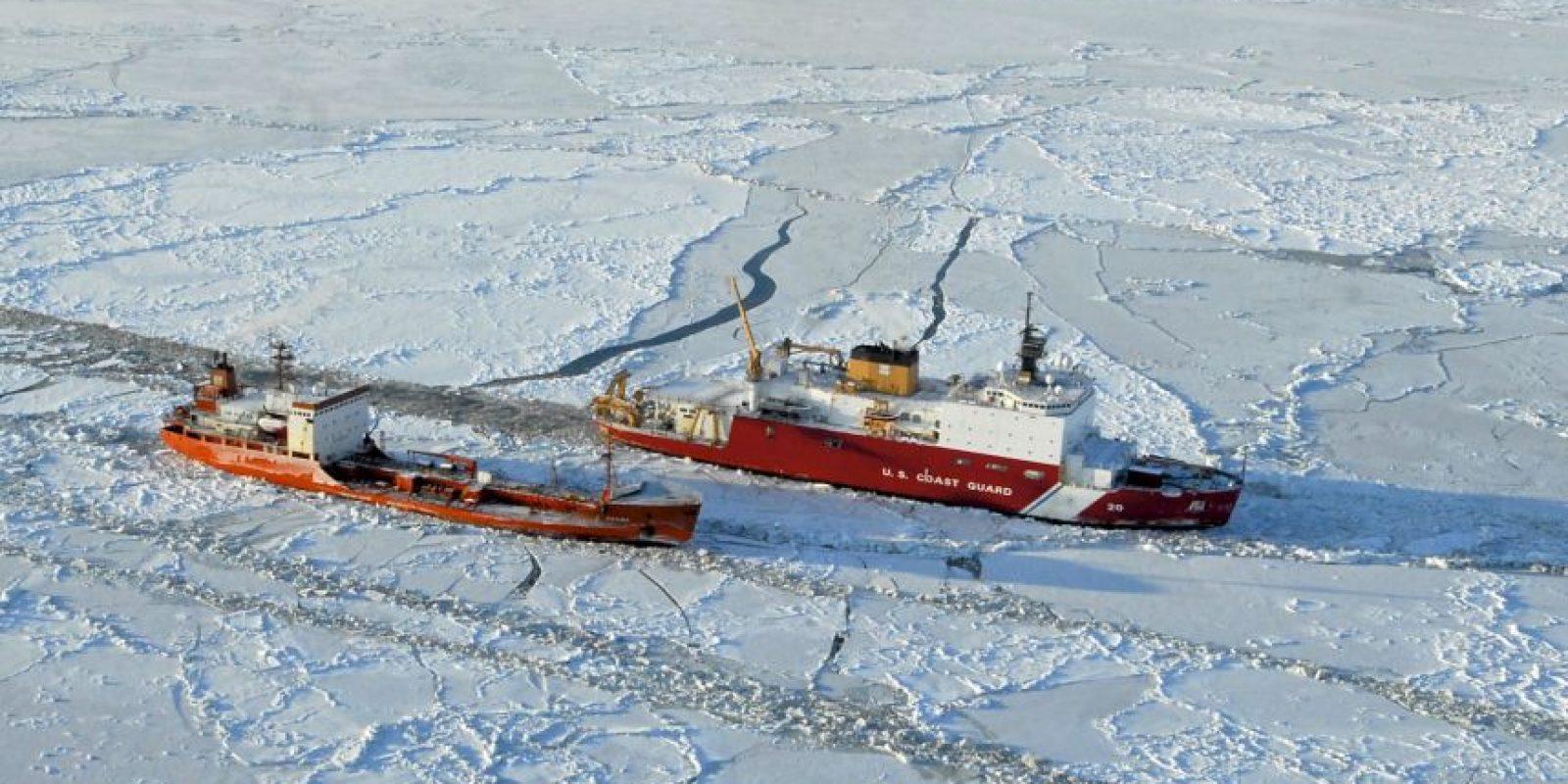Ambos grupos también coinciden en que fue el estrello de Bering el que les permitió cruzar de continente. Foto:Getty Images