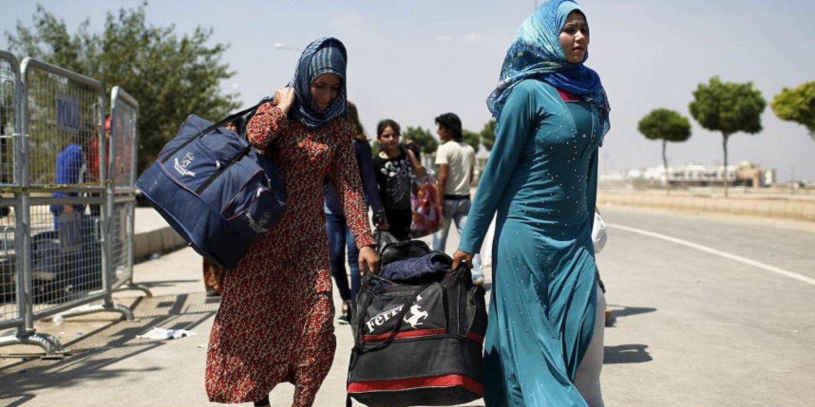 António Guterres, el Alto Comisionado de ACNUR, declaró que es el mayor conjunto de refugiados relacionados a un solo conflicto. Foto:Getty Images