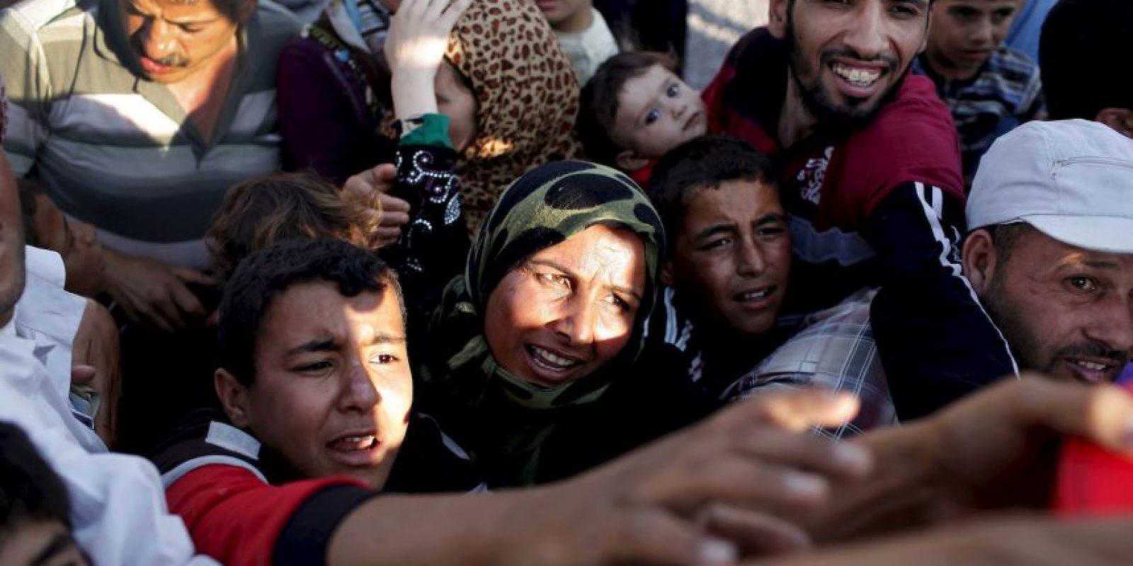 En Egipto hay 132 mil 375 refugiados sirios. Foto:Getty Images